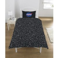 NASA I Need My Space Duvet Set - Single - Multi