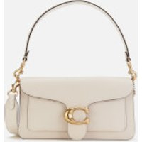 shop for Coach Women's Tabby Shoulder Bag 26 - Chalk at Shopo