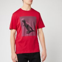Coach Men's Rexy by Sui Jianguo T-Shirt - Red - XL