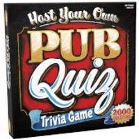 Host Your Own Pub Quiz - Pub Gifts