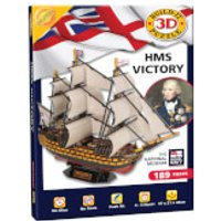Build it 3D HMS Victory Puzzle