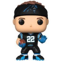 NFL Panthers Christian McCaffrey Pop! Vinyl Figure - Christian Gifts