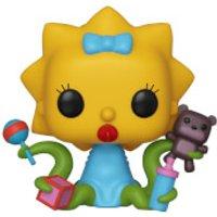 The Simpsons Alien Maggie Pop! Vinyl Figure - The Simpsons Gifts