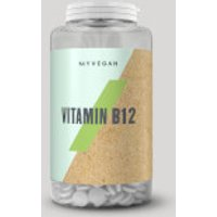 Vegan Vitamin B12   180tablets