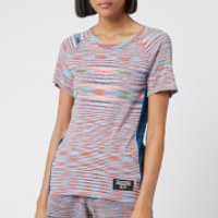 Adidas X Missoni City Runners Unite Short Sleeve T-shirt - Multicolour