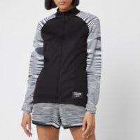 adidas X Missoni Womens P.H.X. Jacket - Black/White/Grey - S