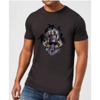 Avengers Endgame Warlord Thanos Men's T-Shirt - Black - M - Black