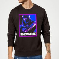 Avengers Endgame Ronin Poster Sweatshirt - Black - 4XL - Black