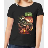 Marvel Incredible Hulk Dead Like Me Women's T-Shirt - Black - M - Black