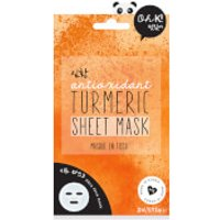 Oh K! Turmeric Sheet Mask 23ml