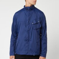 Barbour International Men's Series Casual Jacket - Regal Blue - XL - Blue