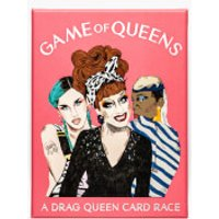 Game of Queens Card Game - Game Gifts