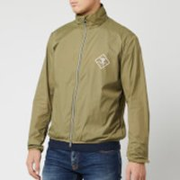 Barbour Mens Beacon Dale Casual Jacket - Bleached Olive - S - Green