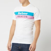 Barbour Men's Beacon Wray T-Shirt - White - L - White