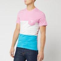Barbour Men's Beacon Clever Pocket T-Shirt - Lilac - S - Purple