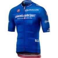 Castelli Giro D'Italia Race Jersey - Azzurro - XXL - Blue