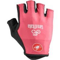 Castelli Giro D'Italia Gloves - Rosa Giro - L - Pink