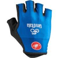 Castelli Giro D'italia Gloves - Azzurro - L - Blue