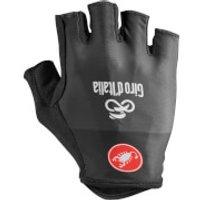 Castelli Giro D'Italia Gloves - Nero - L - Black