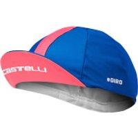 Castelli Giro D'italia Cycling Cap - Azzuro