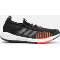 adidas Men's Pulseboost HD Trainers - Black/Orange - UK 7 - Black