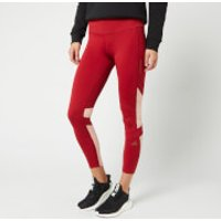 adidas Women's How We Do Tights - Red/Pink - S - Red
