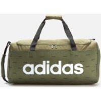 Adidas Linear Duffle Bag - Medium - Khaki