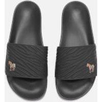PS Paul Smith Men's Summit Slide Sandals - Black - S