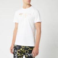 Versace Jeans Men's Logo T-Shirt - Bianco Ottico - XL - White