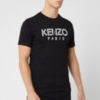 KENZO Men's Paris T-Shirt - Black - M - Black