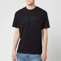 KENZO Men's Paris Mesh T-Shirt - Black - XS - Black
