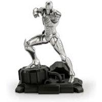 Royal Selangor Marvel Iron Man Limited Edition Pewter Figurine 23.5cm (3000 Pieces Worldwide)