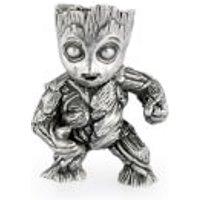 Royal Selangor Marvel Groot Pewter Miniature Figurine 5cm