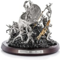 Royal Selangor Marvel Avengers: Age of Ultron Limited Edition Pewter Diorama 29cm