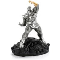 Royal Selangor Marvel Thanes the Conqueror Limited Edition Pewter Figurine 27.5cm (2000 Pieces Worldwide)