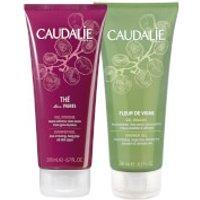 Caudalie Shower Gel Duo 200ml (Worth £18.00)
