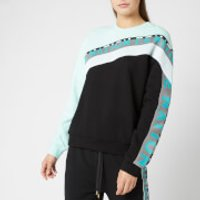 P.E Nation Women's Double Block Sweatshirt - Black - M - Black