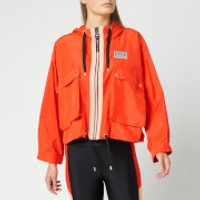 P.E Nation Women's Cutshot Jacket - Red - XS - Red