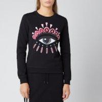 Kenzo Classic Eye Cotton Sweatshirt - Black
