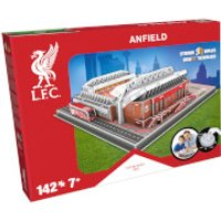 3D Puzzle Football Stadium - Anfield - Puzzle Gifts