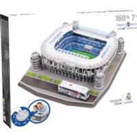 3D Puzzle Football Stadium - Santiago Bernabeu