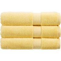 Christy Supreme Hygro Towels - Primrose - Bath Sheet (Set of 2)