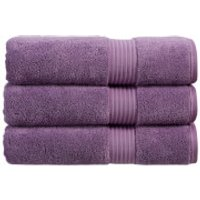 Christy Supreme Hygro Towels - Orchid - Bath Sheet