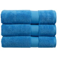 Christy Supreme Hygro Towels - Cadet Blue - Bath Sheet
