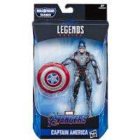 Hasbro Marvel Legends Series Avengers: Endgame 6 Inch Captain America Marvel Cinematic Universe Collectible Figure