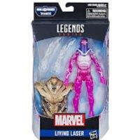 Hasbro Marvel Legends Series 6 Inch Living Laser Marvel Comics Collectible Figure