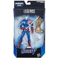 Hasbro Marvel Legends Series 6 Inch Citizen V Marvel Comics Collectible Figure