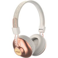 The House of Marley Positive Vibration Wireless Headphones - Copper - Headphones Gifts