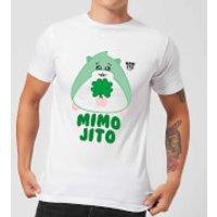 Hamsta Mimo Jito Men's T-Shirt - White - XXL - White