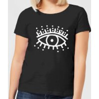 Eye Eye Women's T-Shirt - Black - M - Black